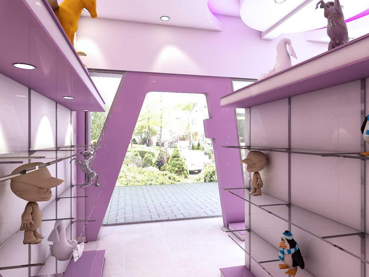Arteta Interior Design & Furniture Toko Mainan~Purple Mood Surakarta, Kota Surakarta, Jawa Tengah, Indonesia Surakarta, Kota Surakarta, Jawa Tengah, Indonesia Toko Mainan Purple Mood - Entrance Contemporary  41555