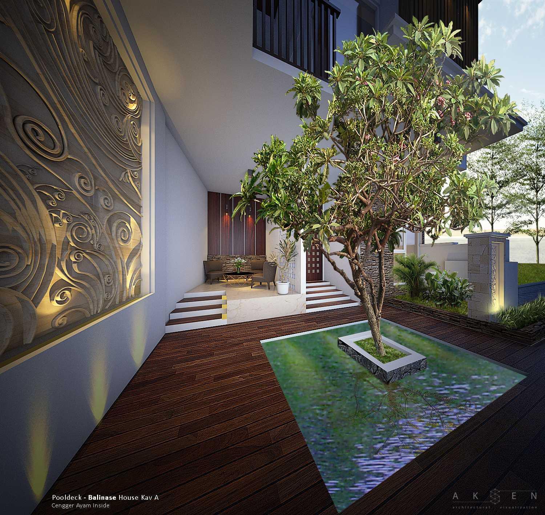 Aksen Architectural Visualization Ag House ( The Cengger Ayam Villa ) Malang, Kota Malang, Jawa Timur, Indonesia Malang, Kota Malang, Jawa Timur, Indonesia Pond Area   46328