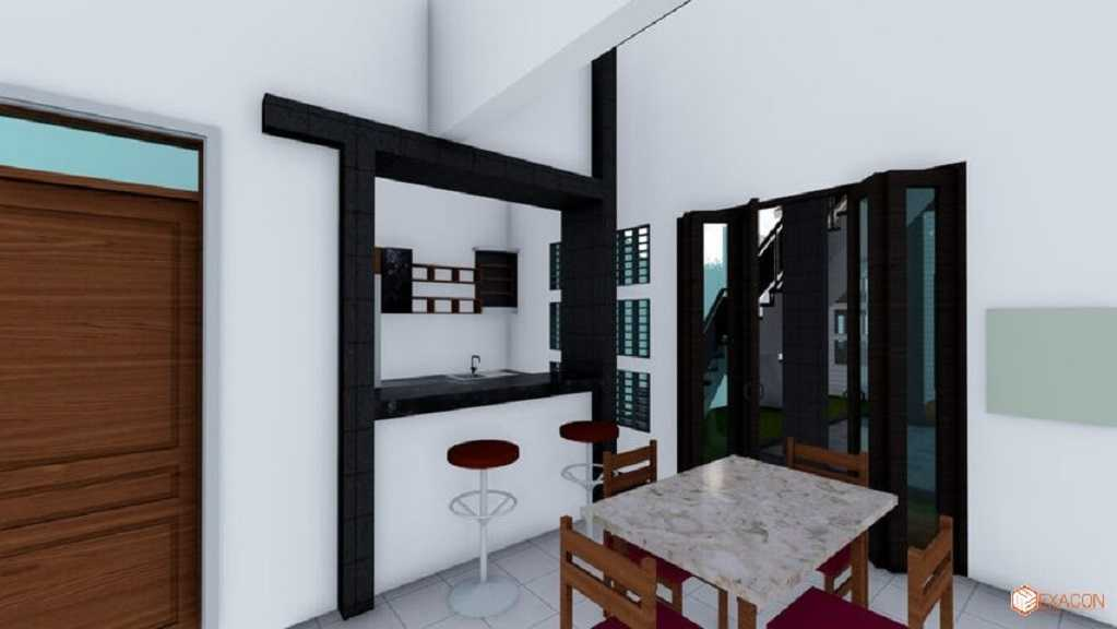 Exacon Multi Rekayasa Project 2 Rd's Minimalist Modern Kota Depok, Jawa Barat, Indonesia Kota Depok, Jawa Barat, Indonesia Mini Bar   41739