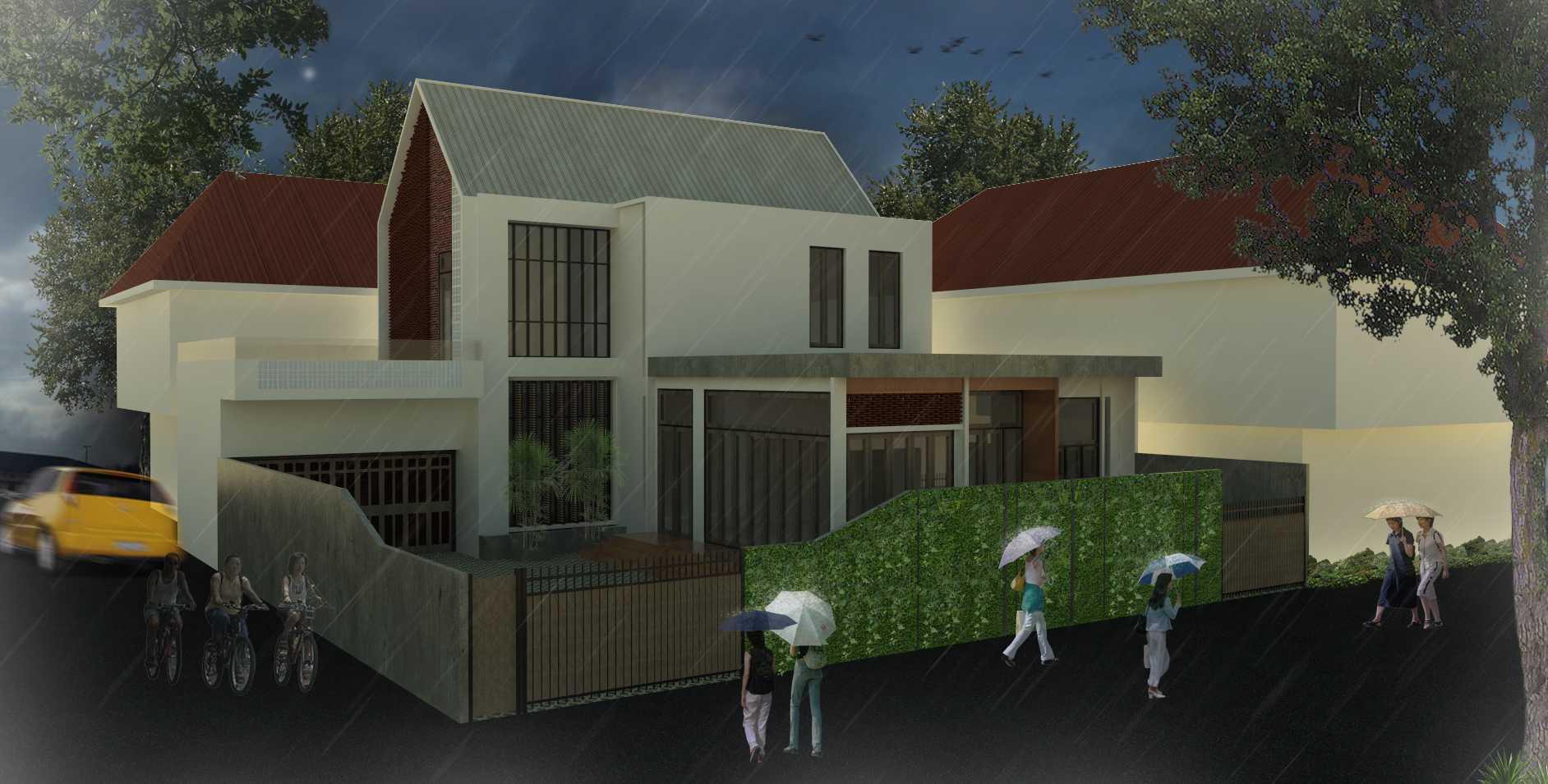Ateliernusantara Rumah Poligon Palembang, Kota Palembang, Sumatera Selatan, Indonesia  Exterior View   42792