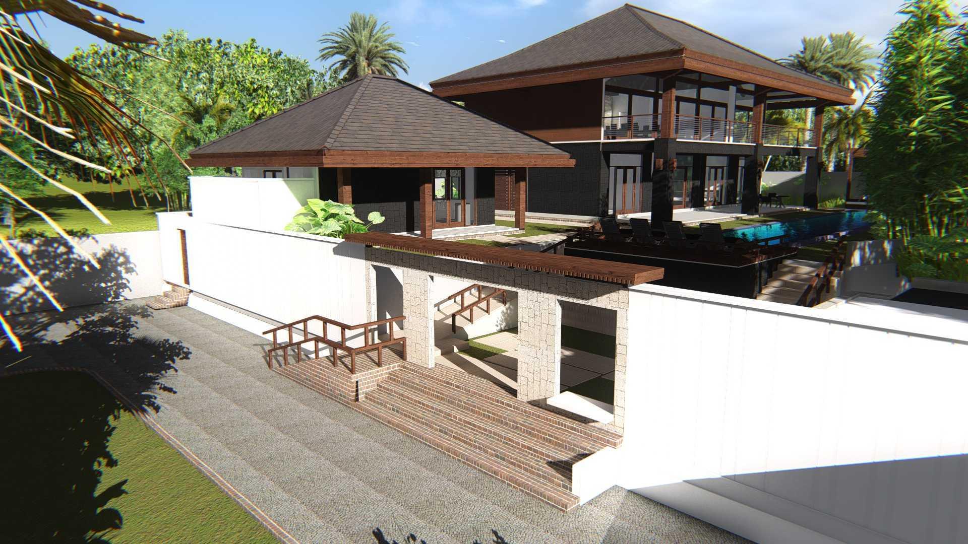 Archiola Villa Pecatu Pecatu, Kuta Sel., Kabupaten Badung, Bali, Indonesia Pecatu, Kuta Sel., Kabupaten Badung, Bali, Indonesia Villa Pecatu Asian <P>Front View</p> 41761