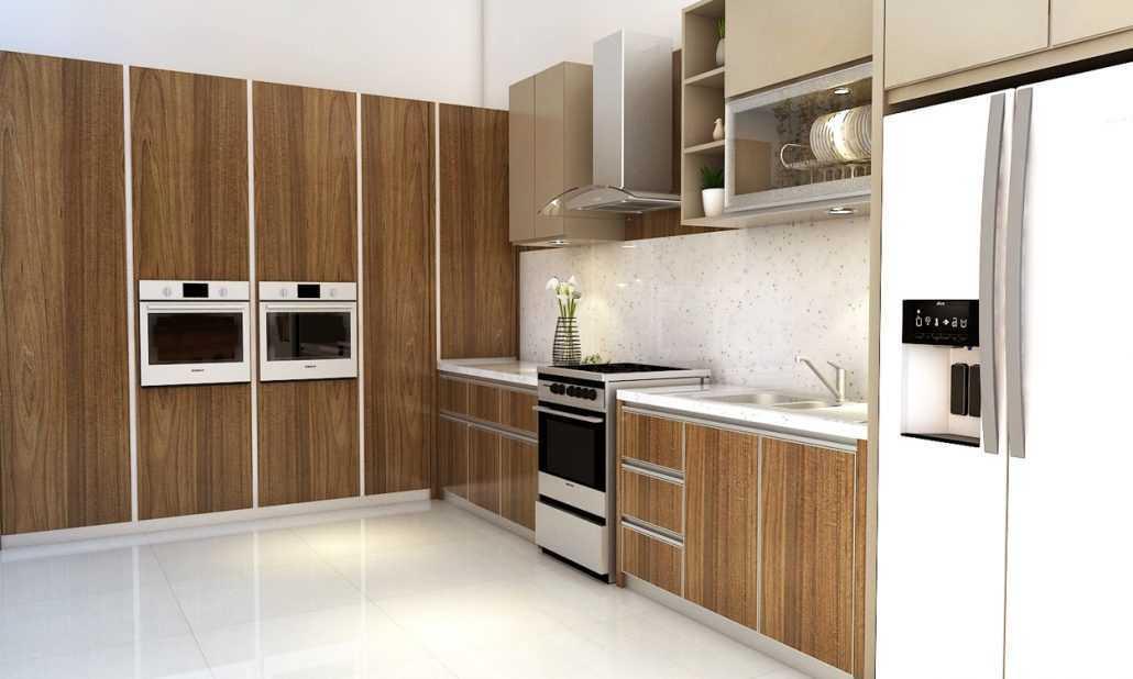 Vh Interior Colombus Cluster Cibubur, Ciracas, Kota Jakarta Timur, Daerah Khusus Ibukota Jakarta, Indonesia  Kitchen Room Kontemporer  42224