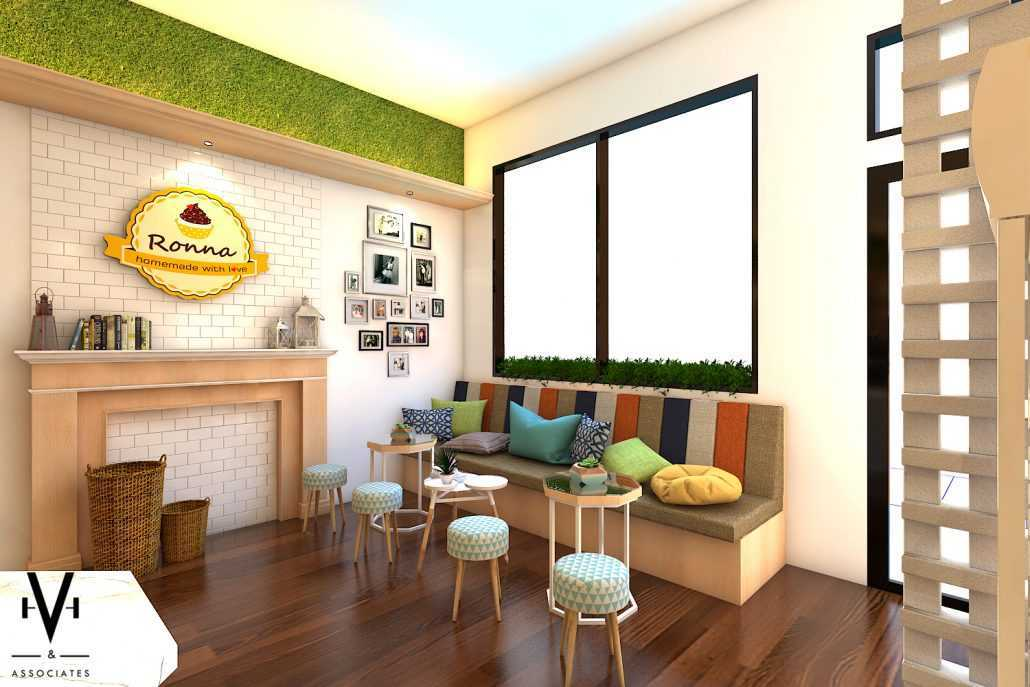 Vh Interior Ronna's Bakery Shop Serpong, Kota Tangerang Selatan, Banten, Indonesia Serpong, Kota Tangerang Selatan, Banten, Indonesia Seating Area Interior View Skandinavia  42273