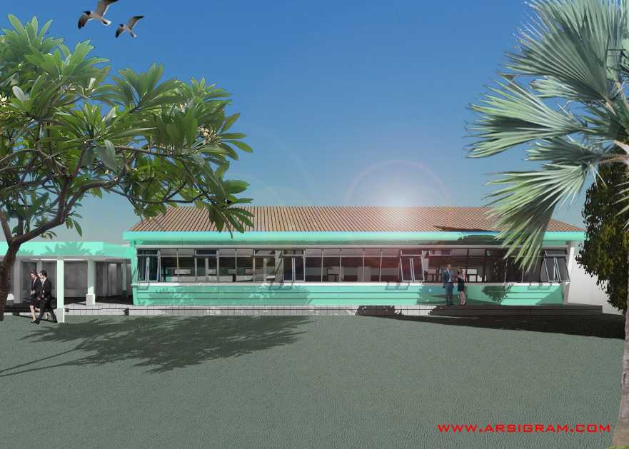 Arsigram Office @cibubur Bekasi, Kota Bks, Jawa Barat, Indonesia Bekasi, Kota Bks, Jawa Barat, Indonesia Eksterior-Rtl-1Final-Copy   42049