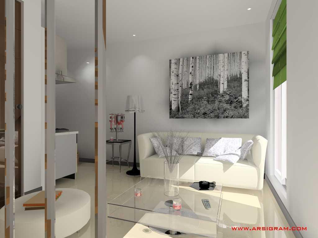 Arsigram Contemporary Bed Room Daerah Khusus Ibukota Jakarta, Indonesia Daerah Khusus Ibukota Jakarta, Indonesia Living Room Contemporary  43640