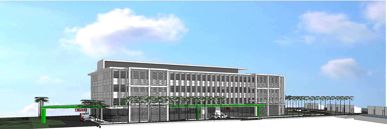 Arsigram Rumah Sakit Bekasi, Tambelang, Bekasi, Jawa Barat, Indonesia Bekasi, Tambelang, Bekasi, Jawa Barat, Indonesia Facade View Modern  43654