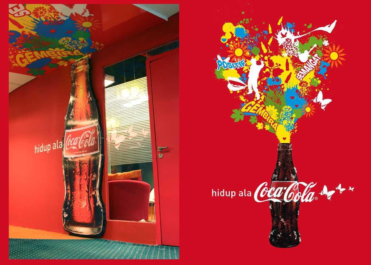Kotak Design Coca Cola Breakout Area Daerah Khusus Ibukota Jakarta, Indonesia Daerah Khusus Ibukota Jakarta, Indonesia Coca Cola Breakout Area - Decoration   45673