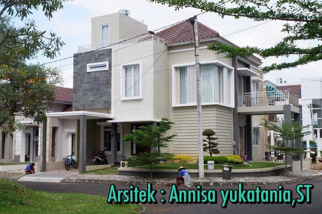 Yukatania Mandiri K Modern House Bandar Lampung, Kota Bandar Lampung, Lampung, Indonesia Bandar Lampung, Kota Bandar Lampung, Lampung, Indonesia Facade View   43760