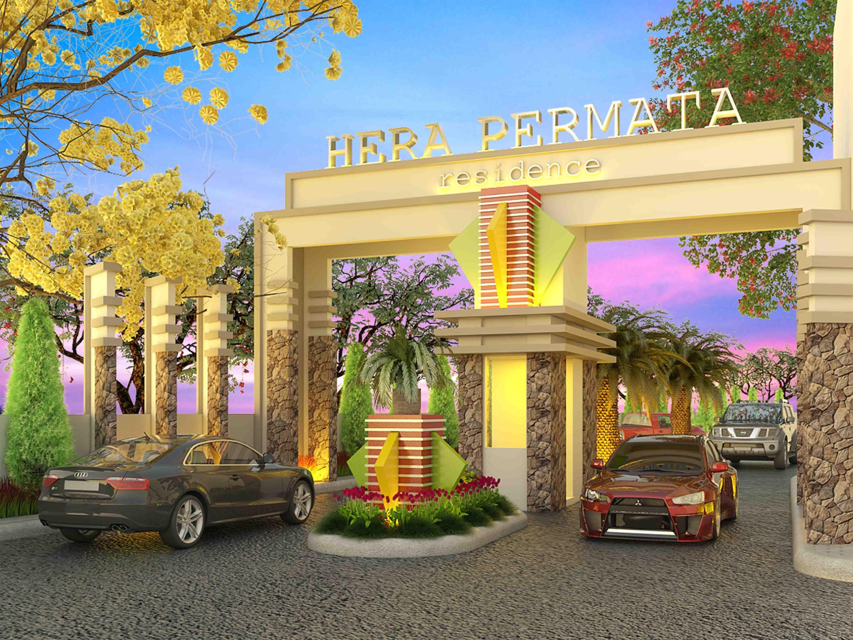 A2M Architect Indo Hera Permata Residence Balikpapan Kota Balikpapan, Kalimantan Timur, Indonesia Kota Balikpapan, Kalimantan Timur, Indonesia Entrance Area   43668