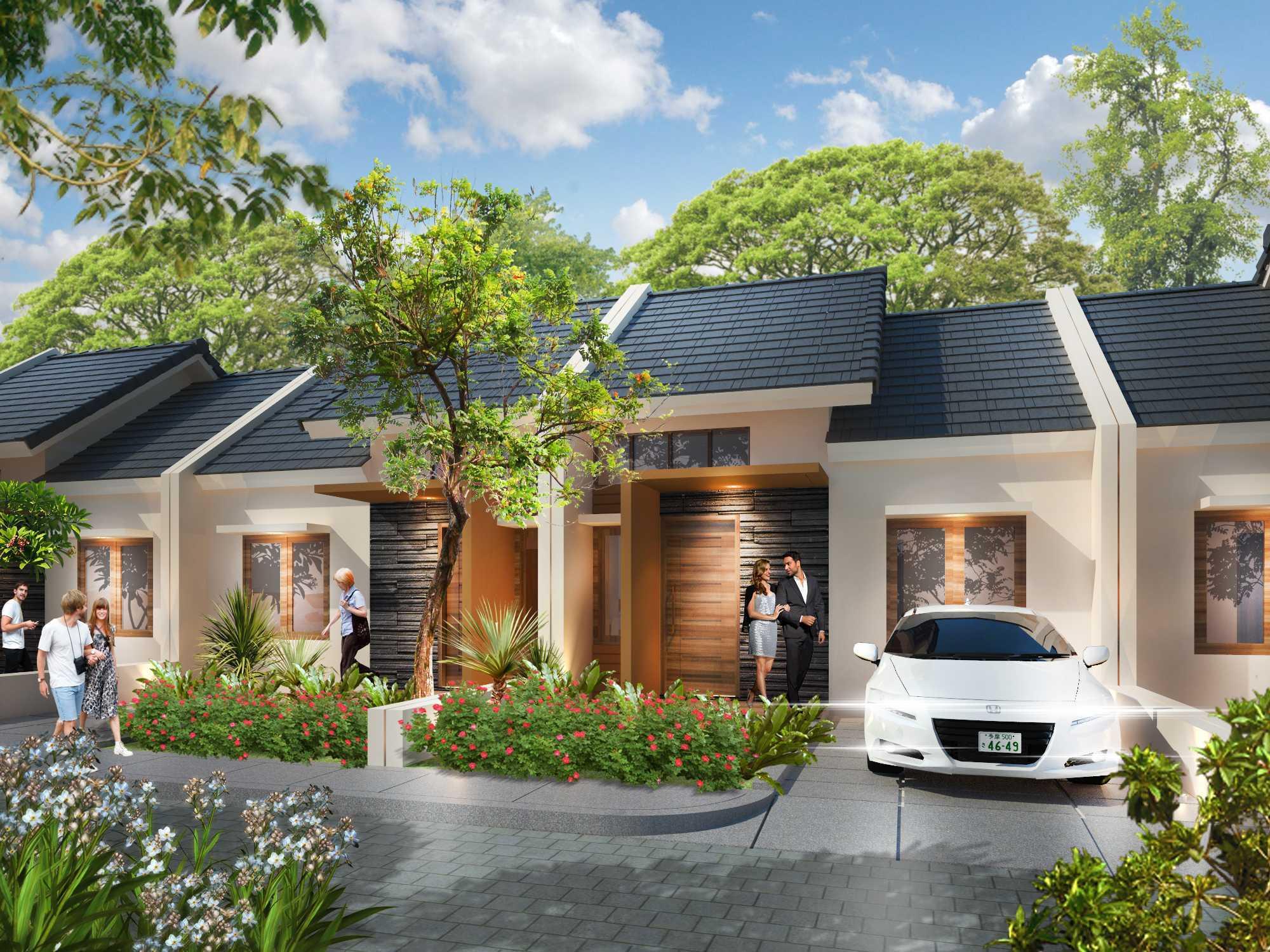 Delyuzir Architects Ayani Residence - Rangkasbitung Rangkasbitung, Kabupaten Lebak, Banten, Indonesia Rangkasbitung, Kabupaten Lebak, Banten, Indonesia Exterior View   46216