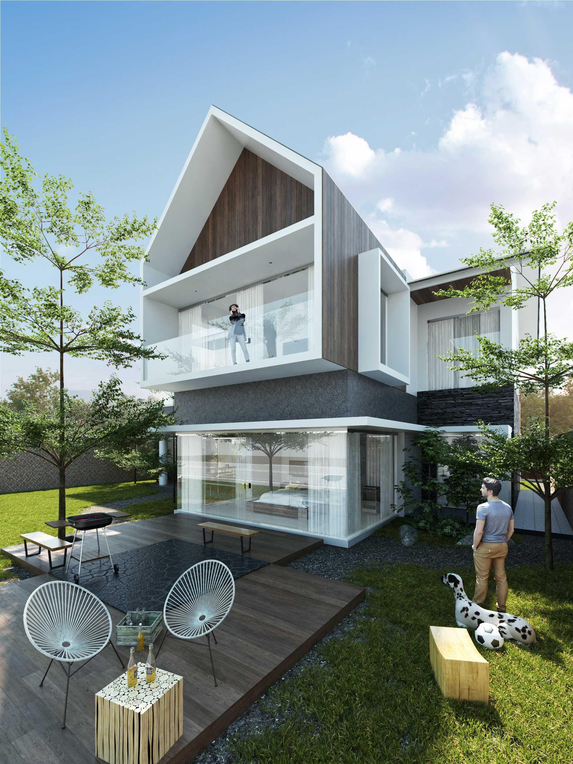 Sony Budiono & Partner Architect Firm Villa Kecil Pulau Putri Pulau Putri, Indonesia Pulau Putri, Indonesia Facade View   42784