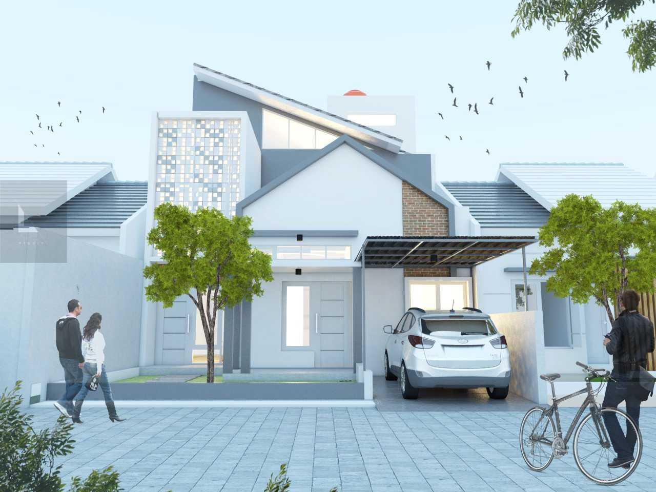 Arz Studio Pekerjaan Renovasi Rumah Bapak Apri  Singosari, Malang, Jawa Timur, Indonesia Singosari, Malang, Jawa Timur, Indonesia Pcc2 Minimalis  42682
