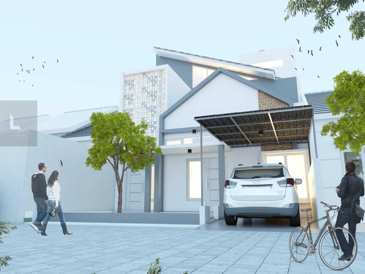 Arz Studio Pekerjaan Renovasi Rumah Bapak Apri  Singosari, Malang, Jawa Timur, Indonesia Singosari, Malang, Jawa Timur, Indonesia Pcc4 Minimalis  42683