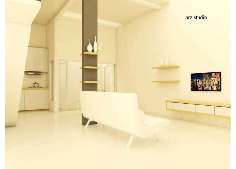 Arz Studio Pekerjaan Renovasi Rumah Bapak Apri  Singosari, Malang, Jawa Timur, Indonesia Singosari, Malang, Jawa Timur, Indonesia Living Room Minimalis  46035