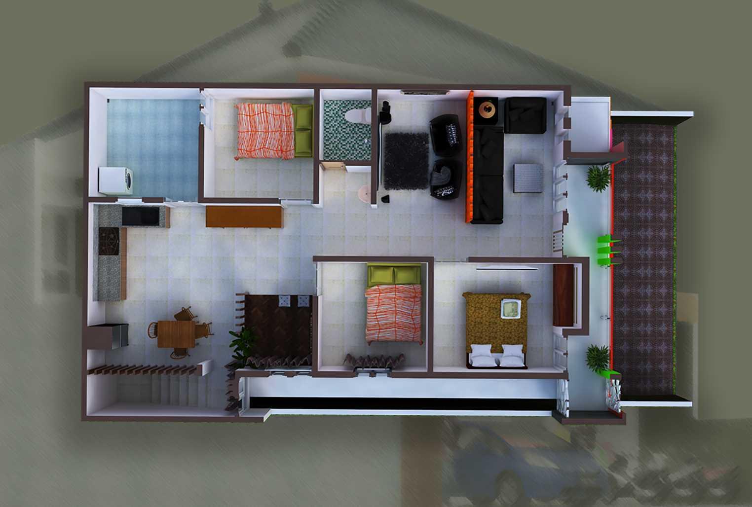 Nggambar Omah | Design And Build The Rossaderma Carehouse Blitar, Jawa Timur, Indonesia Blitar, Jawa Timur, Indonesia Floorplan Minimalist <P>Tata Ruang Dibuat Sesuai Request Klien</p> 43743