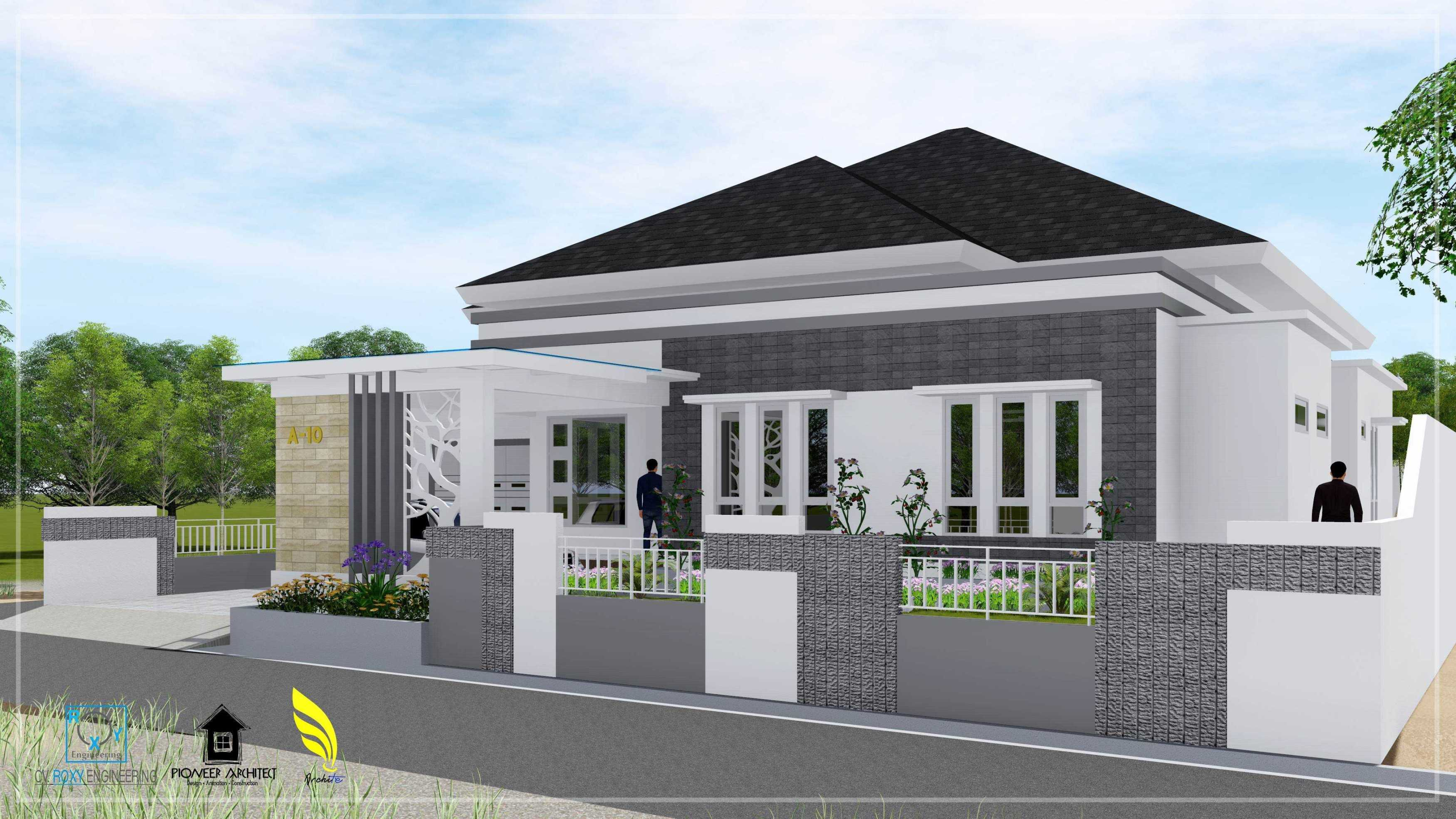 Pionner Architect H House Banda Aceh, Kota Banda Aceh, Aceh, Indonesia Banda Aceh, Kota Banda Aceh, Aceh, Indonesia Exterior View   43247