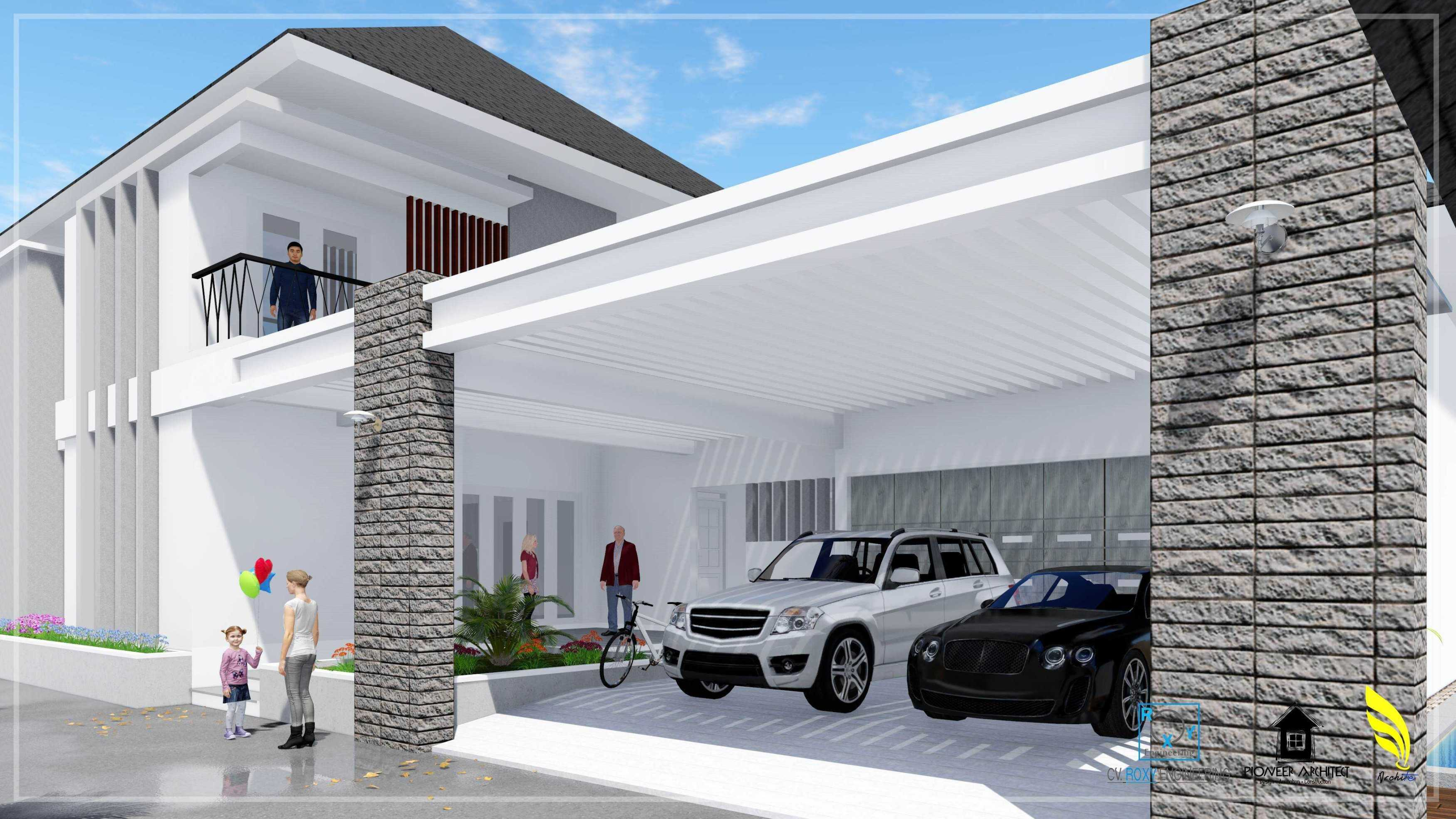 Pionner Architect R House Banda Aceh, Kota Banda Aceh, Aceh, Indonesia Banda Aceh, Kota Banda Aceh, Aceh, Indonesia Parking Area   43253