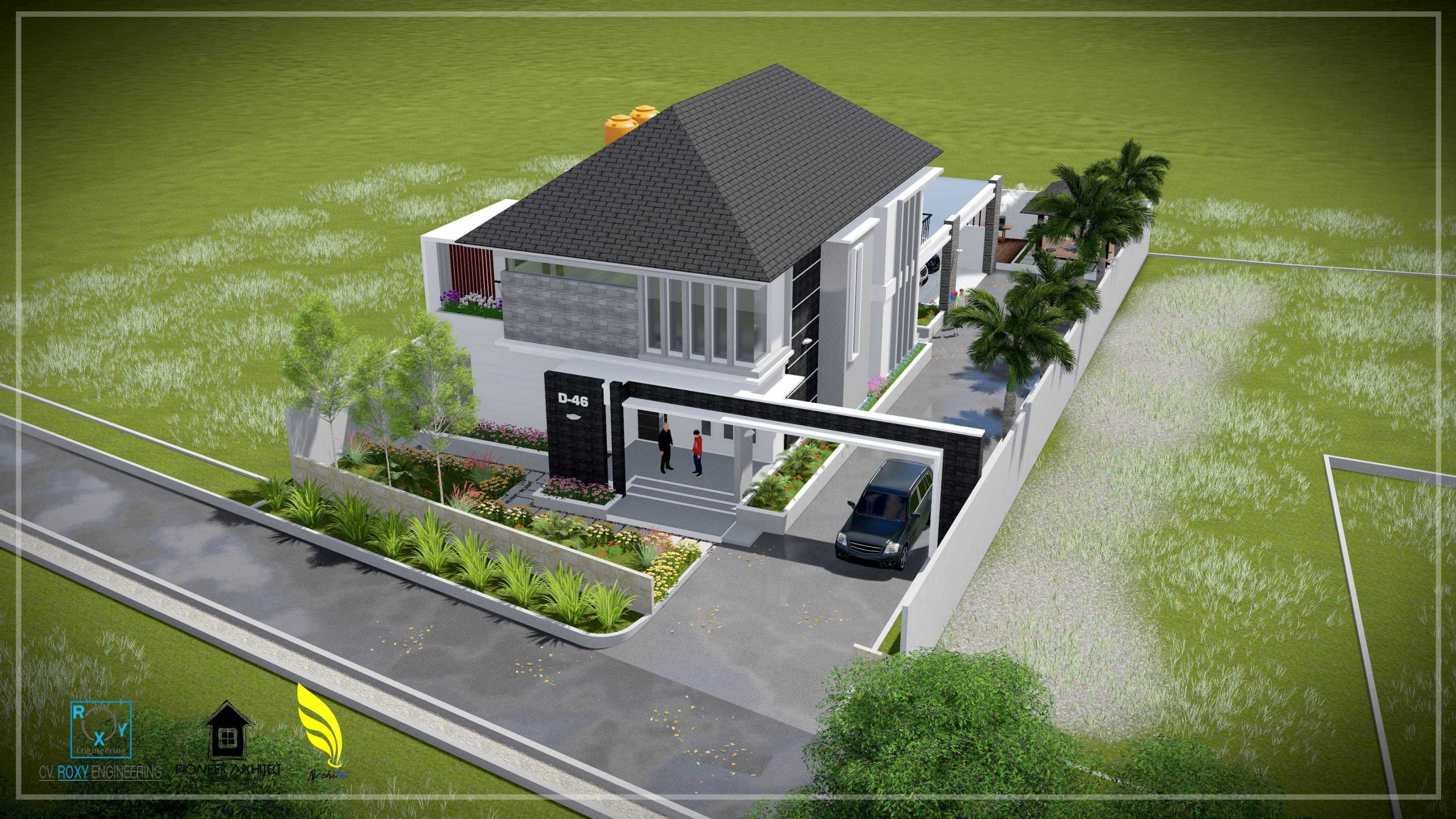 Pionner Architect R House Banda Aceh, Kota Banda Aceh, Aceh, Indonesia Banda Aceh, Kota Banda Aceh, Aceh, Indonesia Bird Eye View   43255