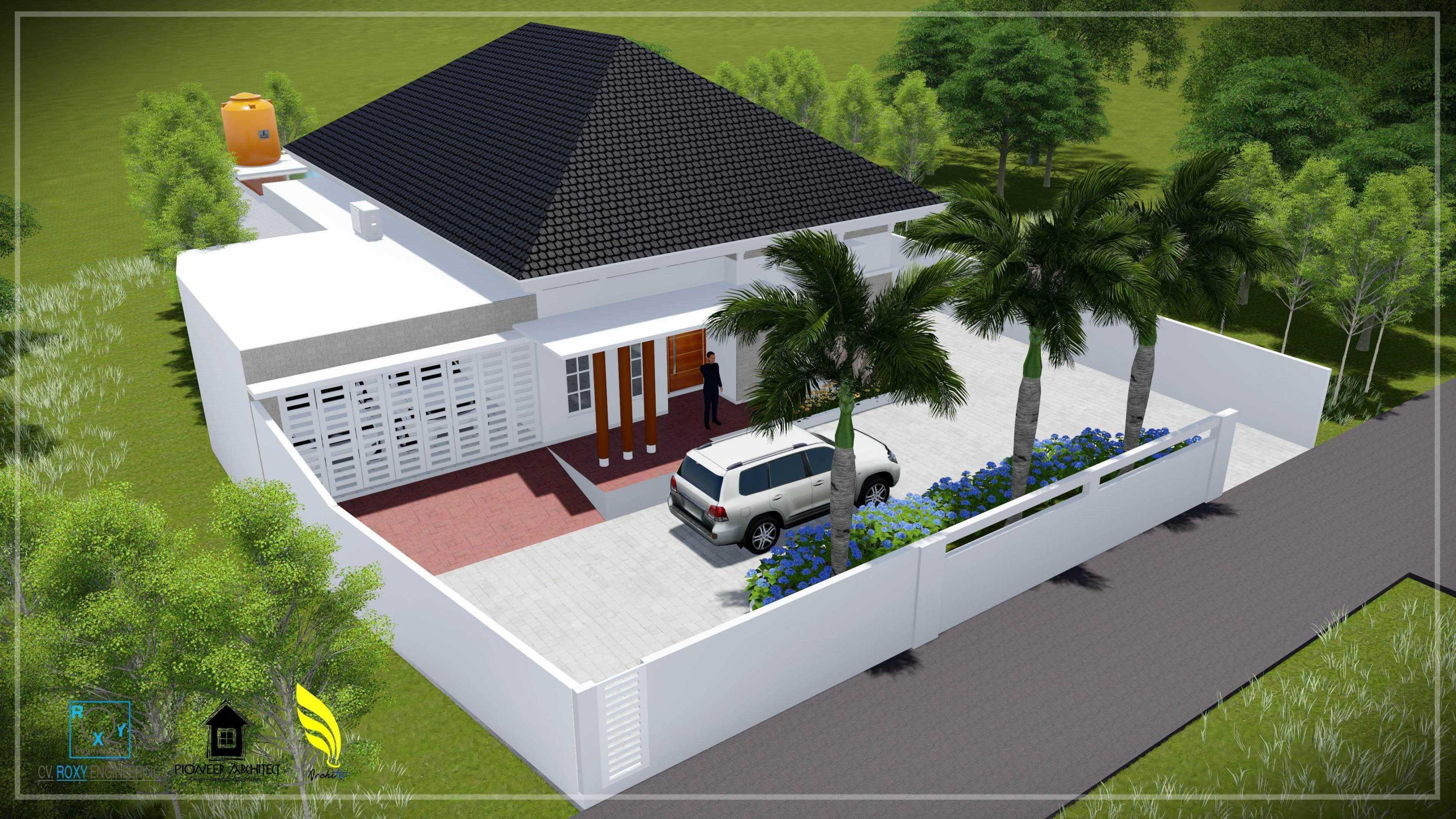 Pionner Architect Tw Modern House Banda Aceh, Kota Banda Aceh, Aceh, Indonesia Banda Aceh, Kota Banda Aceh, Aceh, Indonesia Bird Eye View   43271