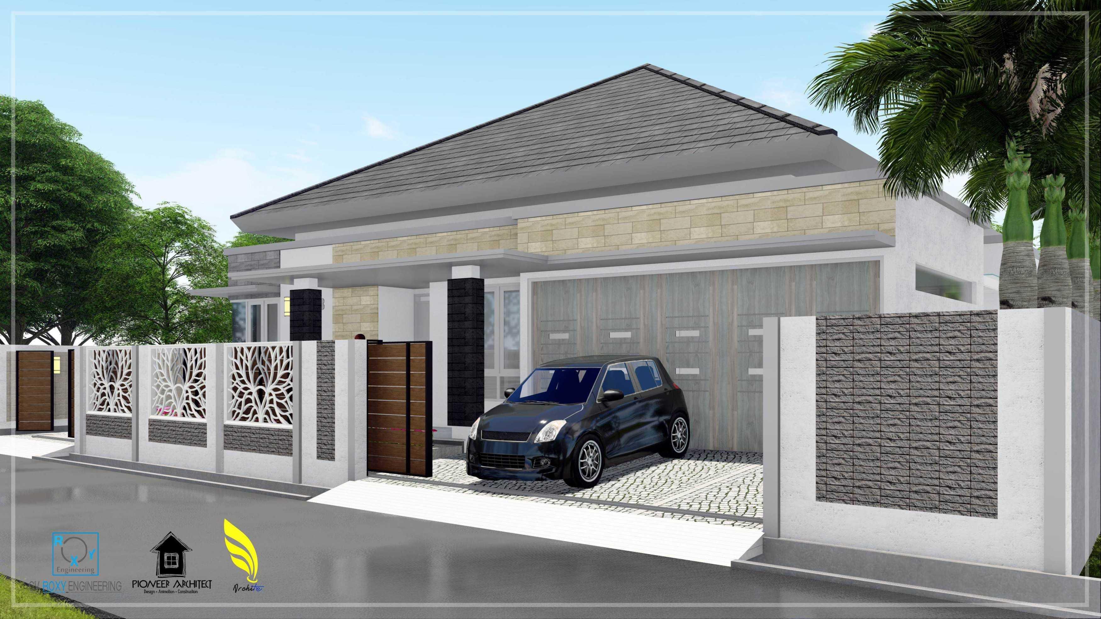 Pionner Architect Dd House Banda Aceh, Kota Banda Aceh, Aceh, Indonesia Banda Aceh, Kota Banda Aceh, Aceh, Indonesia Tampak Depan Modern  43289