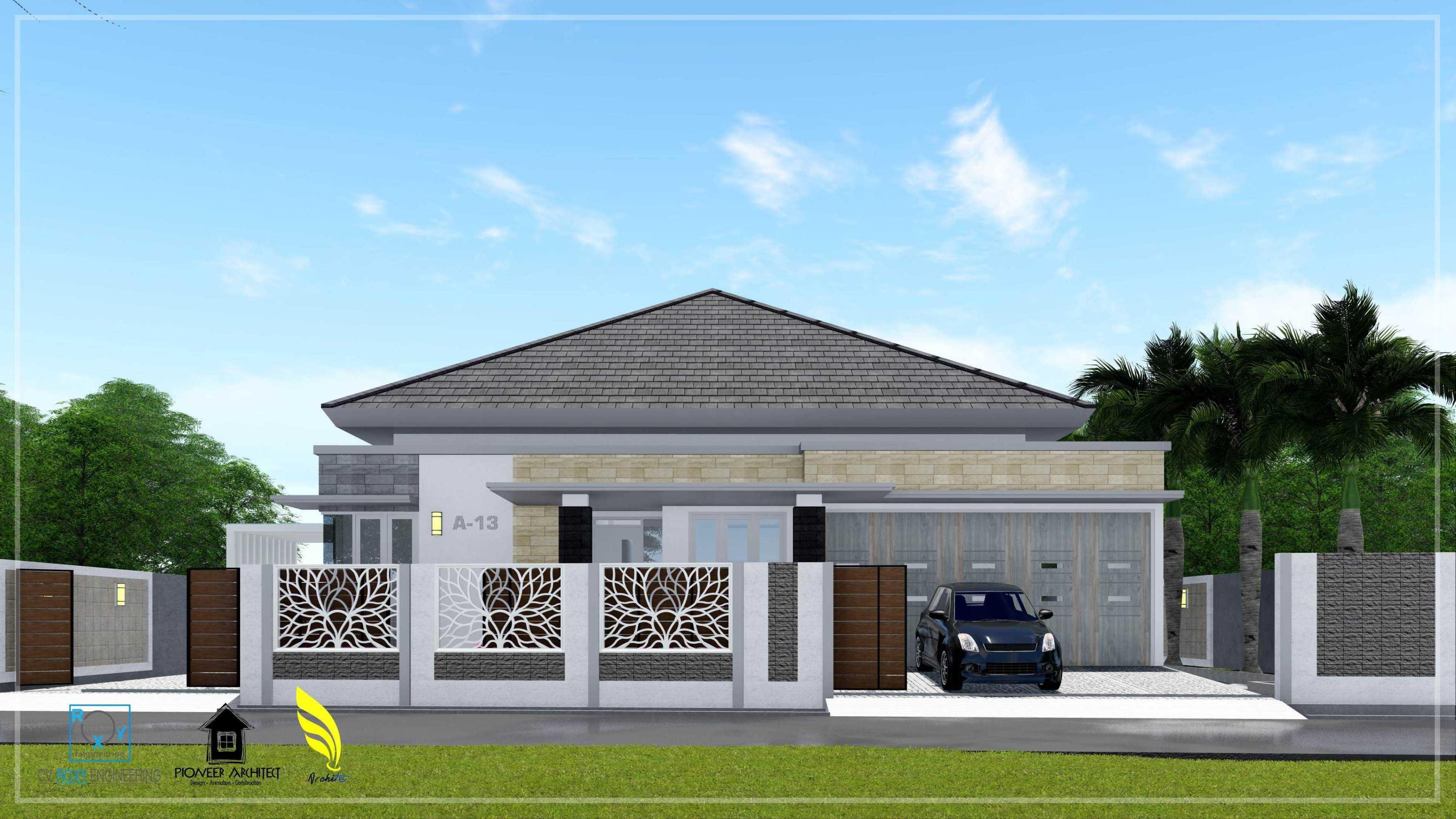 Pionner Architect Dd House Banda Aceh, Kota Banda Aceh, Aceh, Indonesia Banda Aceh, Kota Banda Aceh, Aceh, Indonesia Tampak Depan Modern  43291