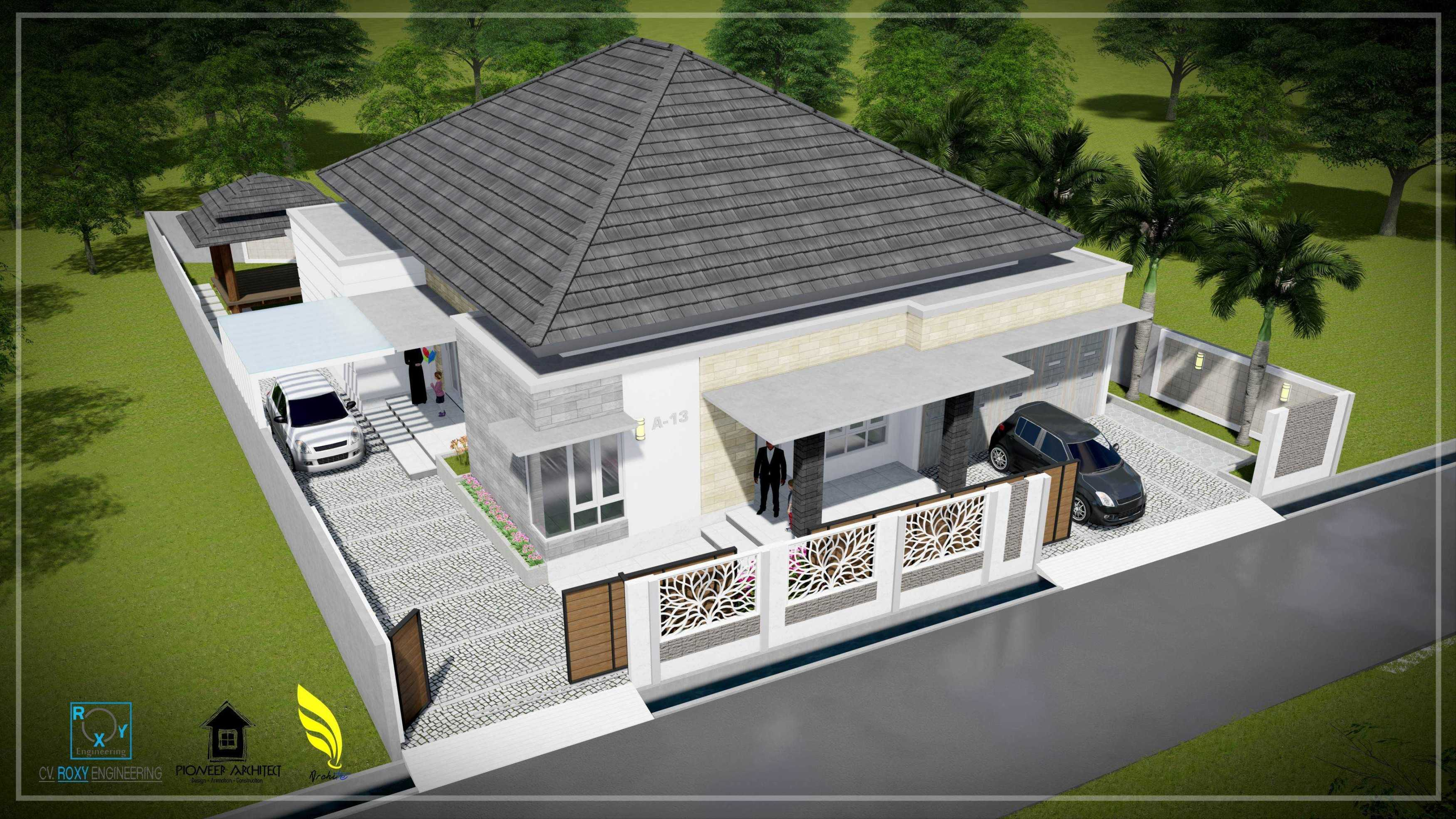 Pionner Architect Dd House Banda Aceh, Kota Banda Aceh, Aceh, Indonesia Banda Aceh, Kota Banda Aceh, Aceh, Indonesia Bird Eye View   43292