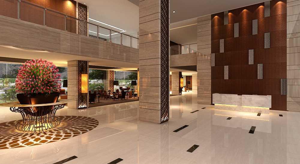 Pt.buana Pratama Interindo Hotel Ambarukmo & Ballroom Kota Yogyakarta, Daerah Istimewa Yogyakarta, Indonesia  Lobby Hotel Kontemporer  43358