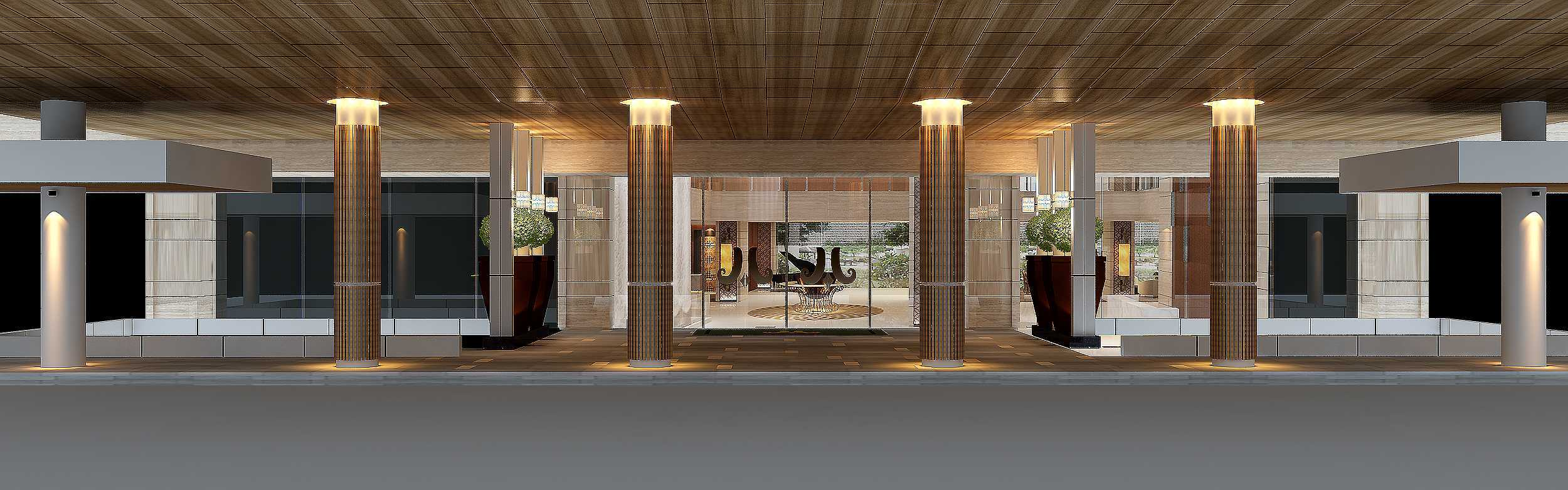 Pt.buana Pratama Interindo Hotel Ambarukmo & Ballroom Kota Yogyakarta, Daerah Istimewa Yogyakarta, Indonesia  Drop Off Lobby Kontemporer  43360