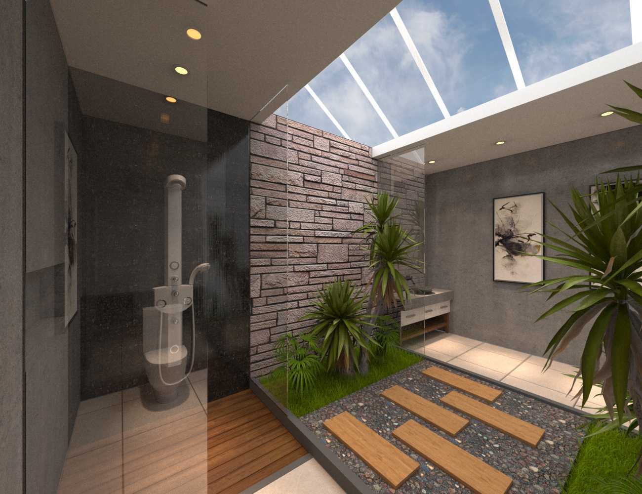 Sense Studio Villa - Bpk Rudy Bali, Indonesia Bali, Indonesia Sense-Studio-Villa-Bpk-Rudy Kontemporer  51640