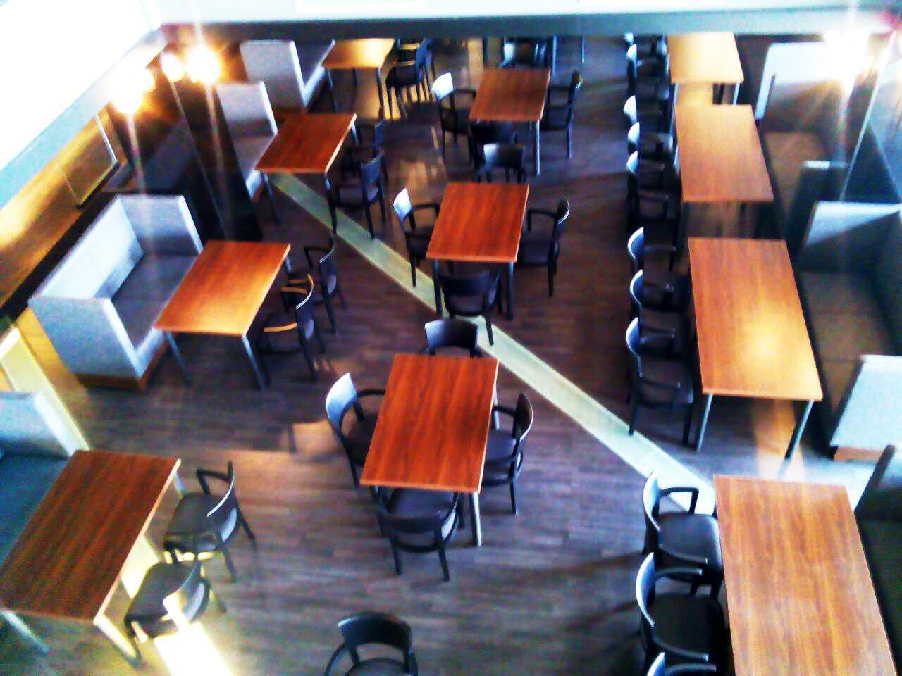 Tingkat By Digindo Western Restaurant Horison Forbis Hotel Jl. Lingkar Selatan Km.2, Waringinkurung, Serang, Banten 42161, Indonesia Jl. Lingkar Selatan Km.2, Waringinkurung, Serang, Banten 42161, Indonesia Seating Area Interior View   43474