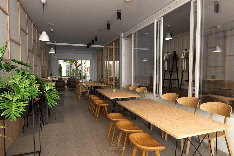 Design Archade Clapper Movie Cafe Semarang, Kota Semarang, Jawa Tengah, Indonesia Semarang, Kota Semarang, Jawa Tengah, Indonesia Clapper Movie Cafe - Seating Area Skandinavia  43488