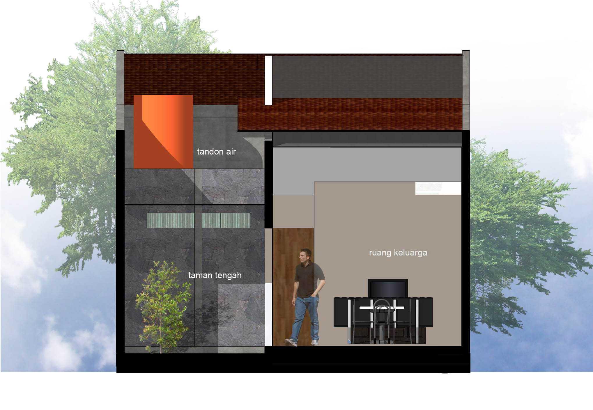 Yulius Gilang Architecture Design Studio Rumah Keruing  Semarang, Kota Semarang, Jawa Tengah, Indonesia Semarang, Kota Semarang, Jawa Tengah, Indonesia Section 2   47302