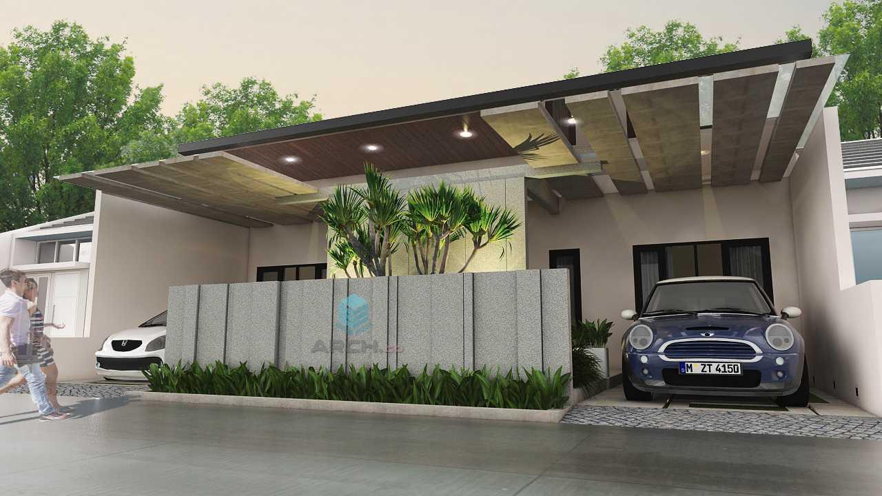 Arch.co H+W House  Daerah Khusus Ibukota Jakarta, Indonesia Daerah Khusus Ibukota Jakarta, Indonesia H+W House Minimalist  43835
