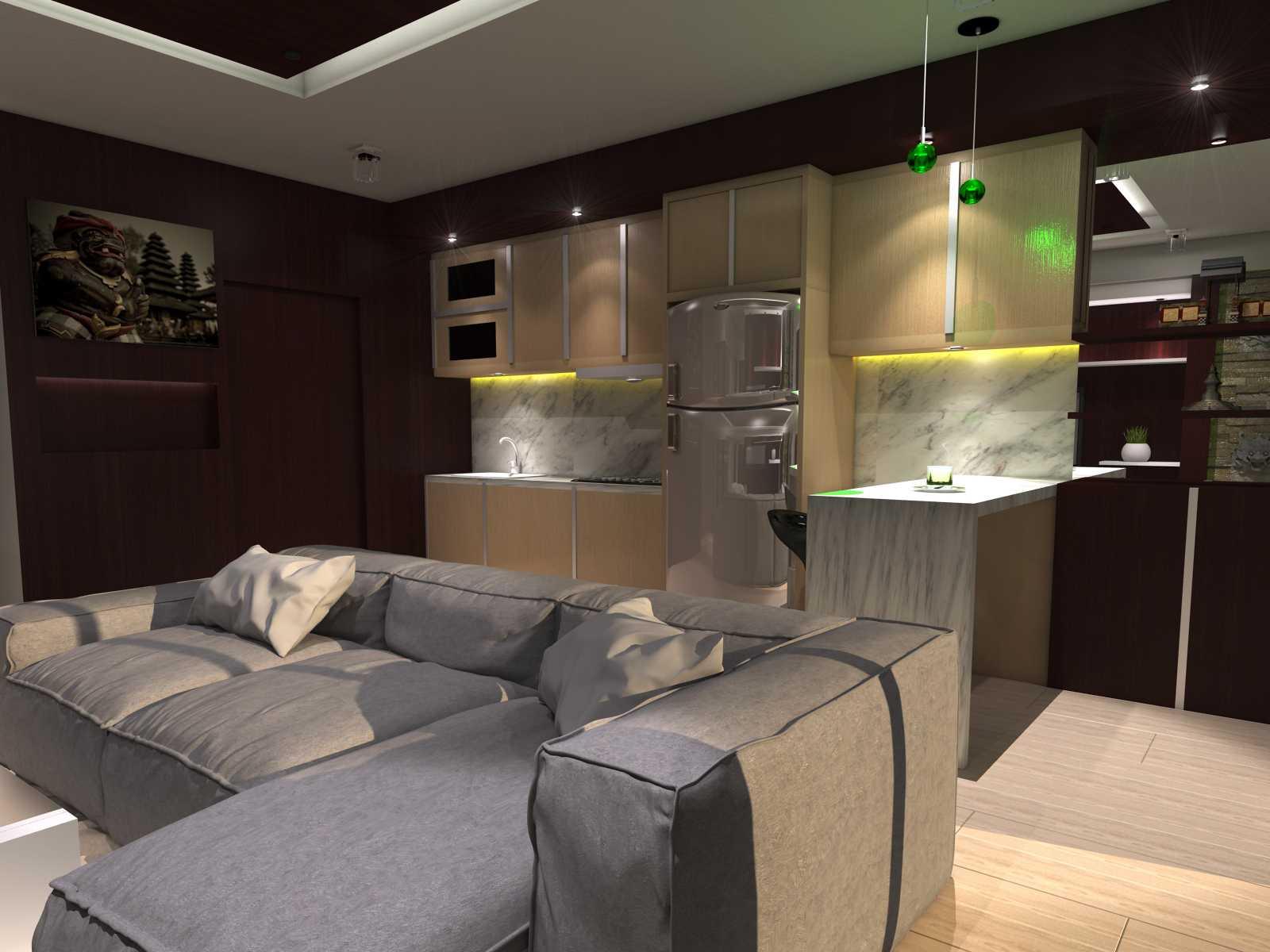 Rw Concept Apartment Admiral (Aspen) Jakarta, Daerah Khusus Ibukota Jakarta, Indonesia Jakarta, Daerah Khusus Ibukota Jakarta, Indonesia Kitchen View Asian  45284