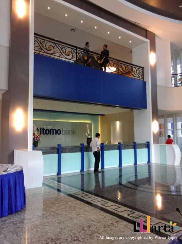Warna Tjipta Desain Desain Interior Utomo Bank Bandar Lampung, Kota Bandar Lampung, Lampung, Indonesia Bandar Lampung, Kota Bandar Lampung, Lampung, Indonesia Teller Area   44281