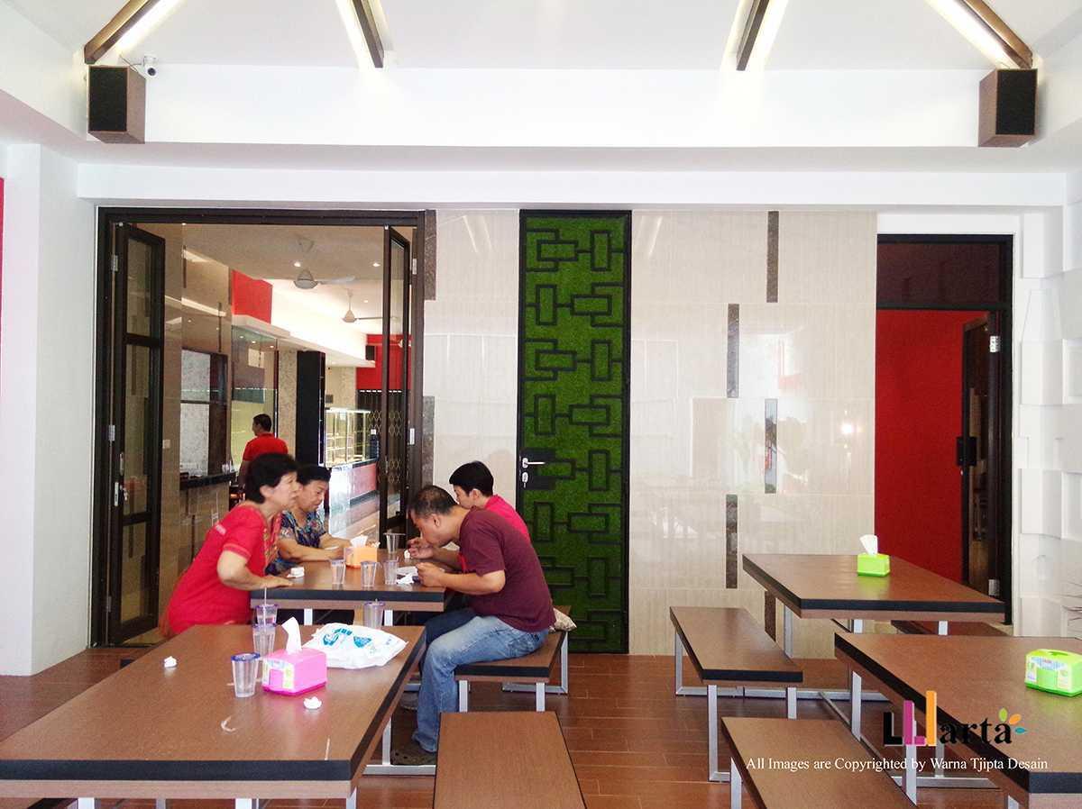 Warna Tjipta Desain Rumah Makan Aka  Bandar Lampung, Kota Bandar Lampung, Lampung, Indonesia Bandar Lampung, Kota Bandar Lampung, Lampung, Indonesia Seating Area Restaurant   50976