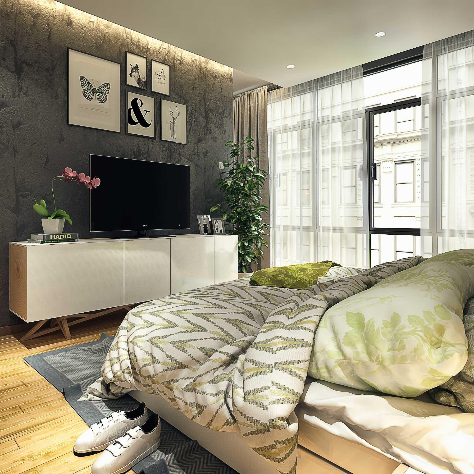 Wahyu Endra Pranata Modern Bedroom Indonesia Indonesia 1   44289