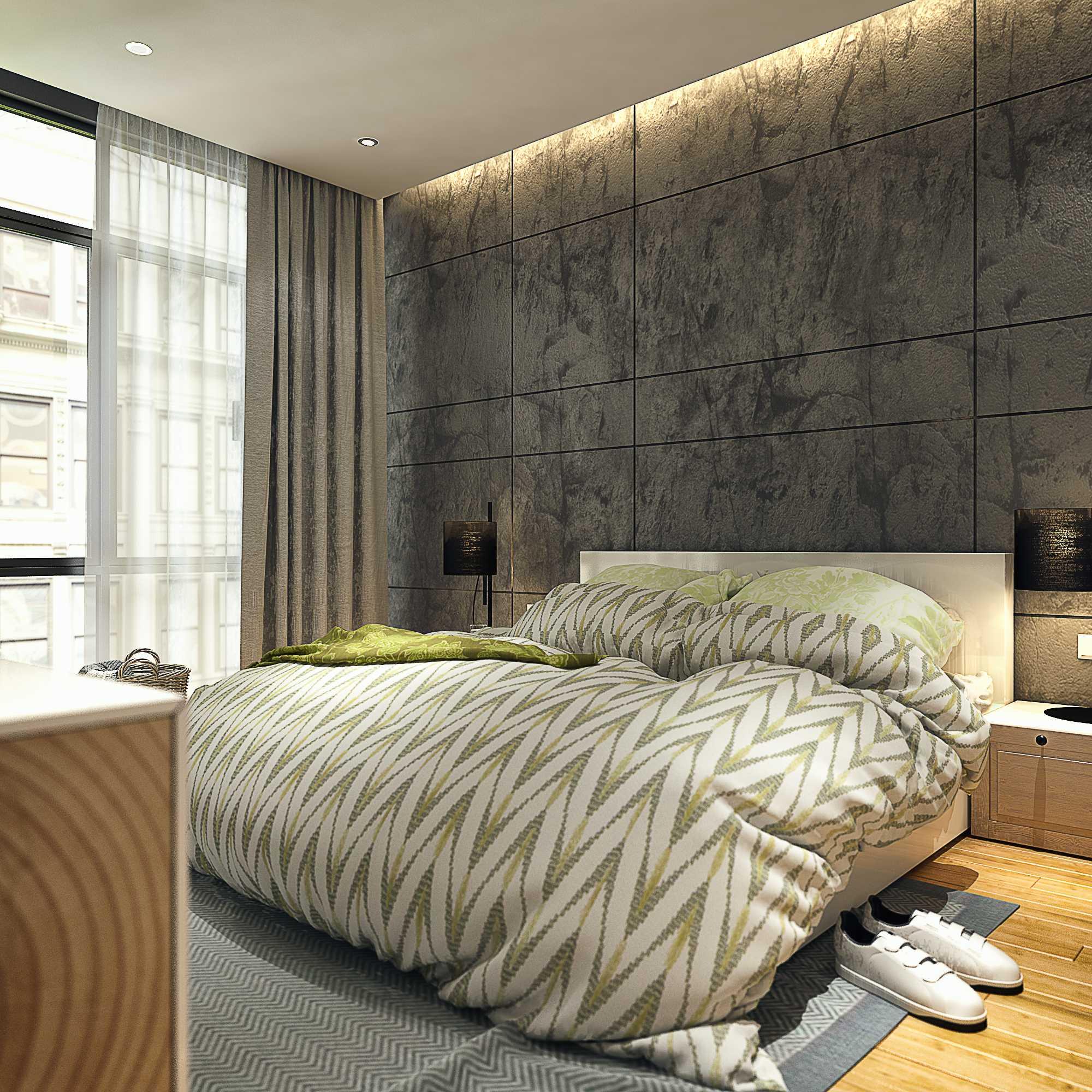 Wahyu Endra Pranata Modern Bedroom Indonesia Indonesia 1   44290