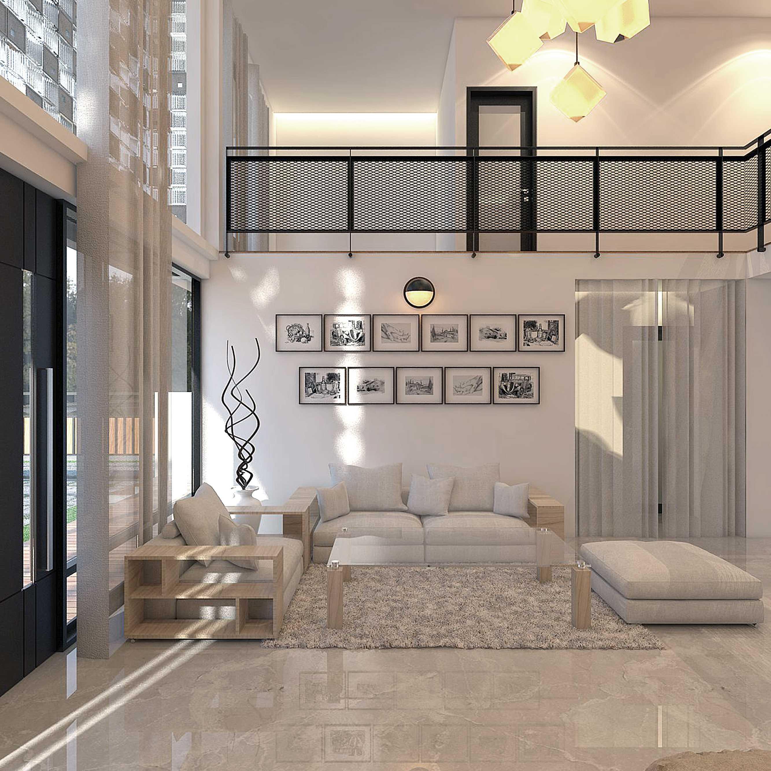 Studio Nol 'ua' House Medan Johor, Kota Medan, Sumatera Utara, Indonesia Medan Johor, Kota Medan, Sumatera Utara, Indonesia Living Room   47820