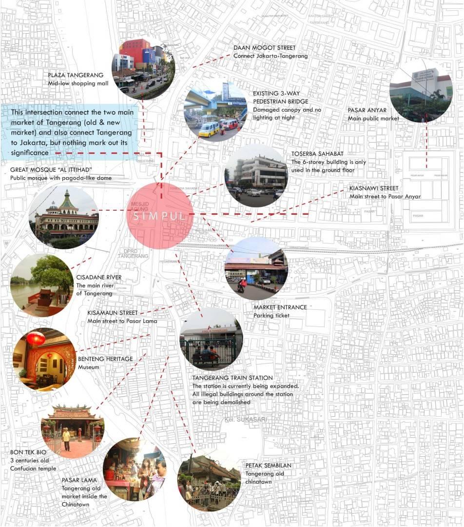 Evan Kriswandi Between Old And New Kota Tangerang, Banten Kota Tangerang, Banten 2-Site-Surrounding Kontemporer  6857