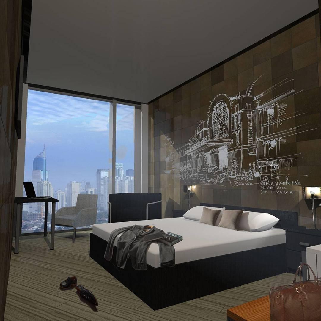 Evan Kriswandi Bourgeois Bohemian Hotel Jakarta Jakarta Standard Room   648