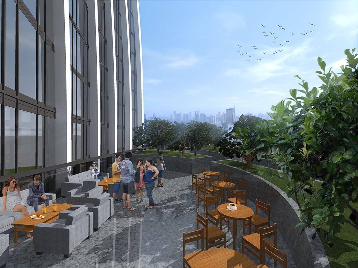Evan Kriswandi Bourgeois Bohemian Hotel Jakarta Jakarta Outdoor Cafe   650
