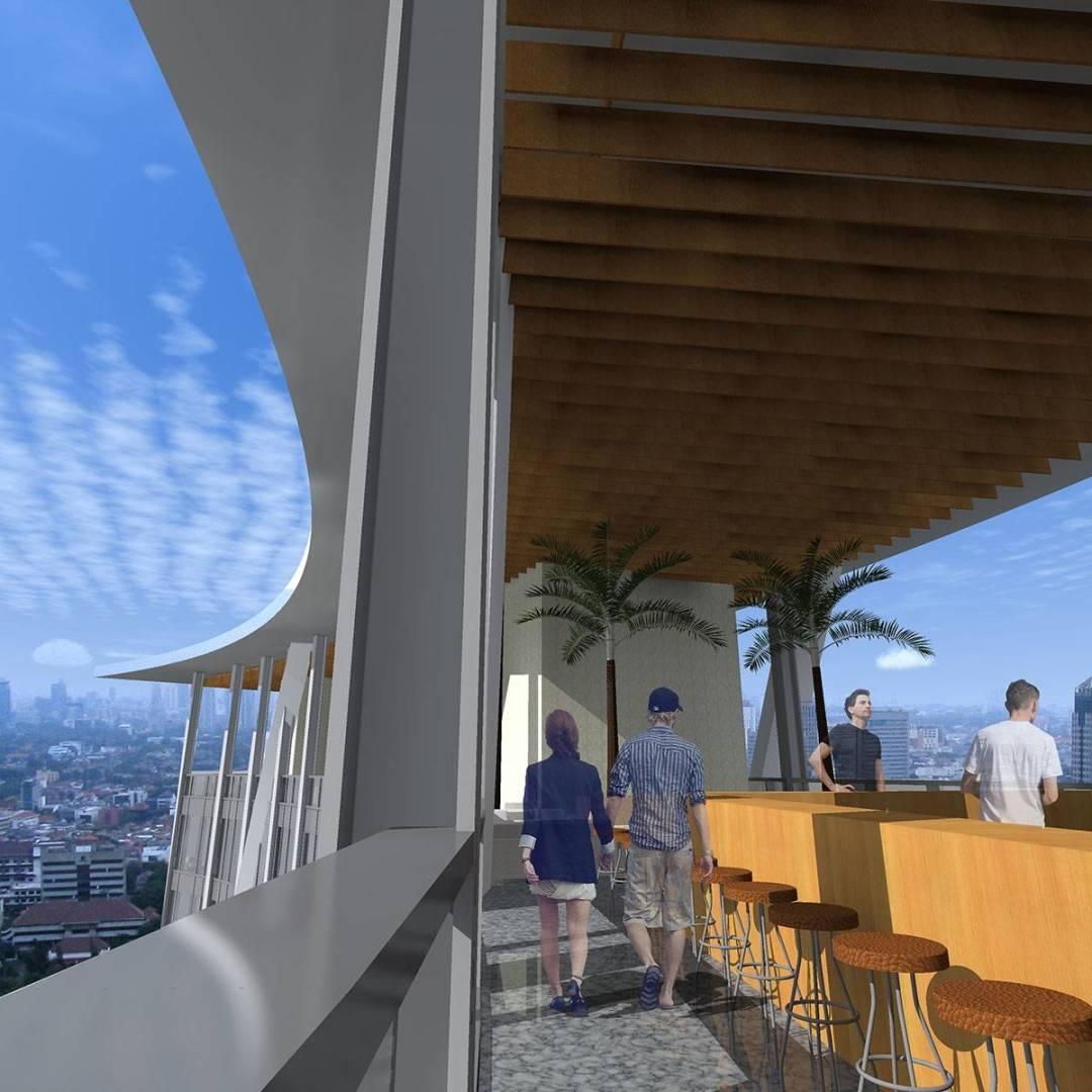 Evan Kriswandi Bourgeois Bohemian Hotel Jakarta Jakarta Rooftop Bar   654