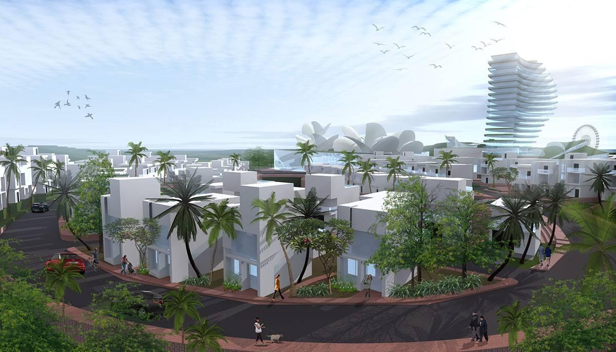 Evan Kriswandi The Lighthouse Resort  Batam Batam Beachfront Townhouse   669
