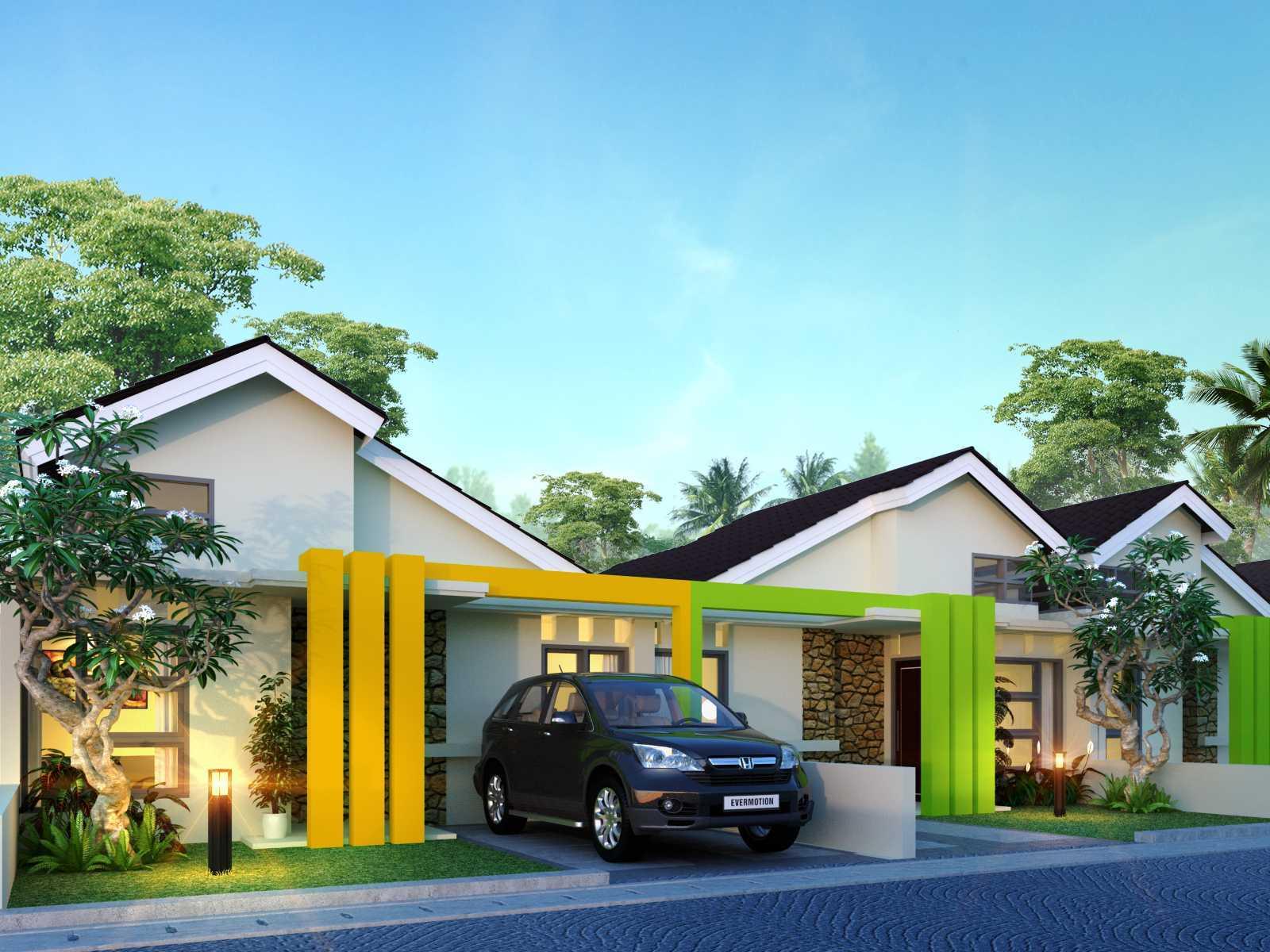 Gubah Ruang Studio B Residence Jakarta, Daerah Khusus Ibukota Jakarta, Indonesia Jakarta, Daerah Khusus Ibukota Jakarta, Indonesia Facade View   50699