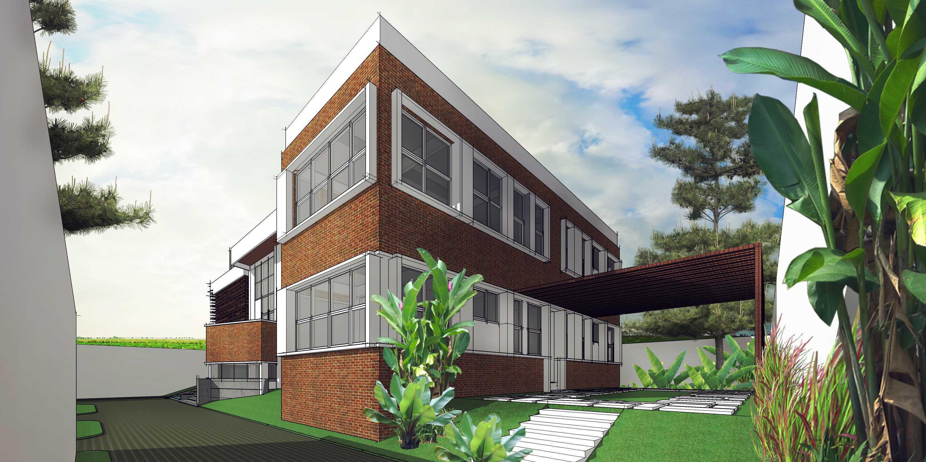 Gubah Ruang Studio Raw House Bandung, Kota Bandung, Jawa Barat, Indonesia Bandung, Kota Bandung, Jawa Barat, Indonesia Raw House Modern  50720