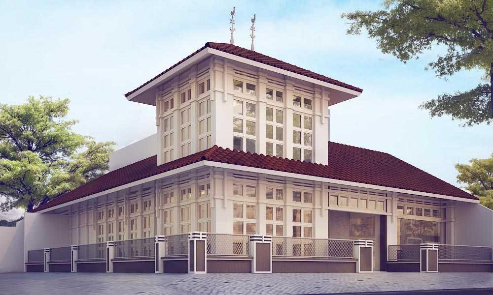 Gubah Ruang Studio Pk Restaurant Bandung, Kota Bandung, Jawa Barat, Indonesia Bandung, Kota Bandung, Jawa Barat, Indonesia Exterior View Contemporary  50809