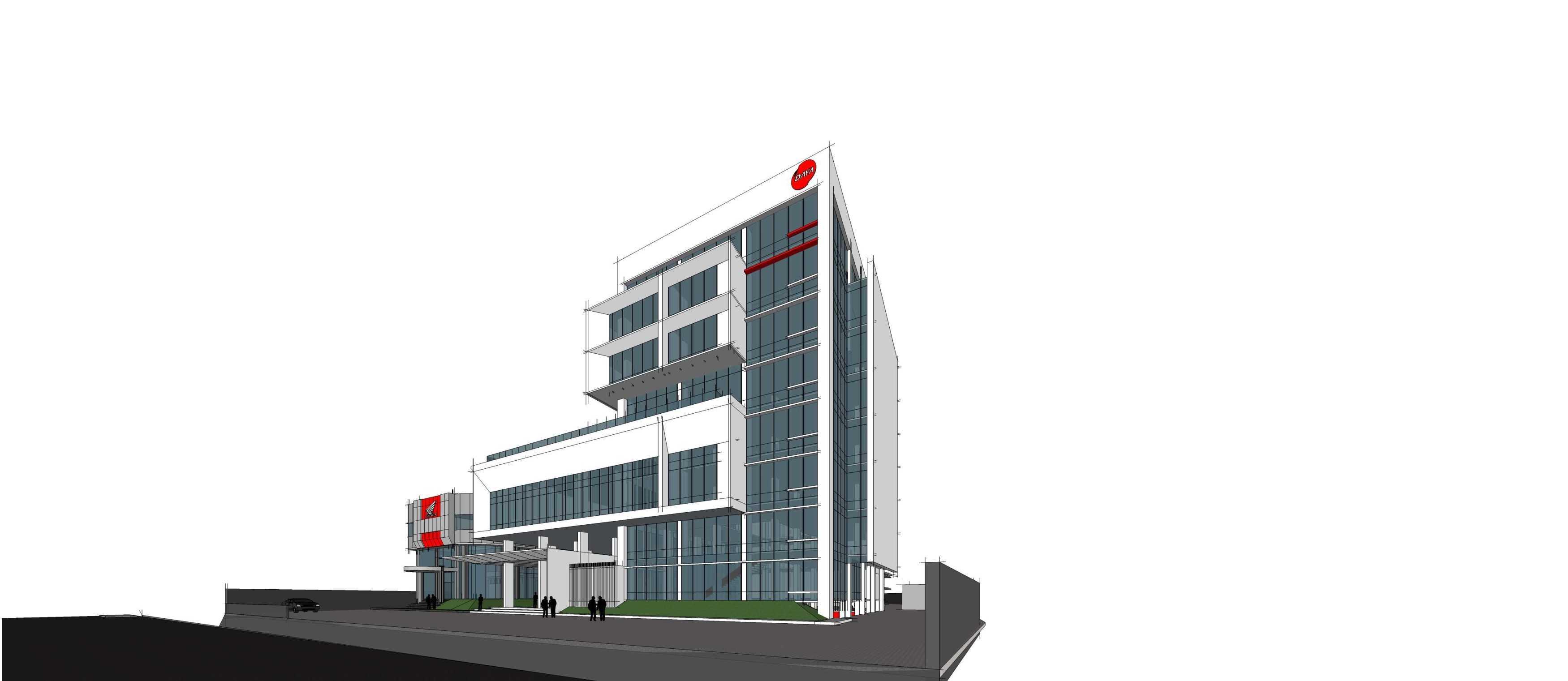Gubah Ruang Daya Tc & Office Bandung, Kota Bandung, Jawa Barat, Indonesia Bandung, Kota Bandung, Jawa Barat, Indonesia Exterior View Modern  50837