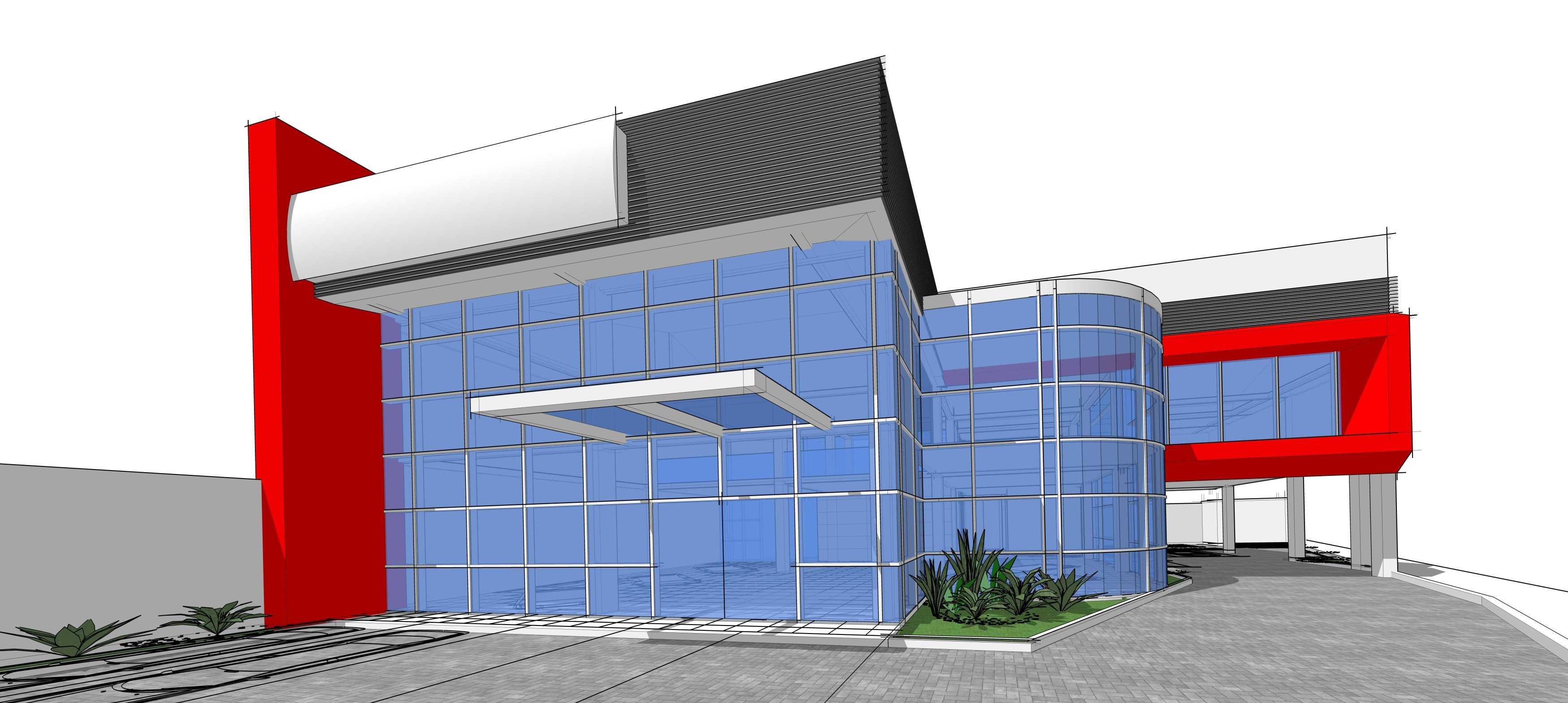 Gubah Ruang Studio Suzuki Njs Showroom Bandung, Kota Bandung, Jawa Barat, Indonesia Bandung, Kota Bandung, Jawa Barat, Indonesia Exterior View Modern  50846