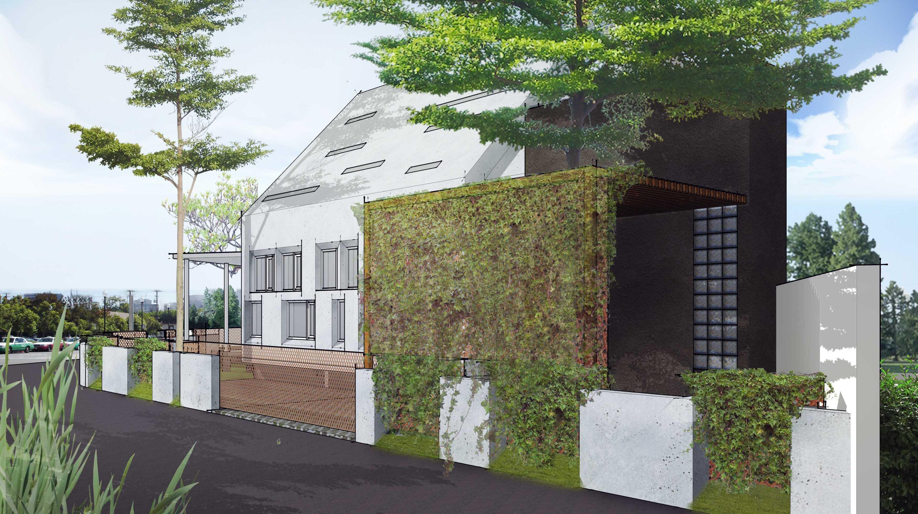 Gubah Ruang Studio Fc Residence Bogor, Jawa Barat, Indonesia Bogor, Jawa Barat, Indonesia Exterior View   50853